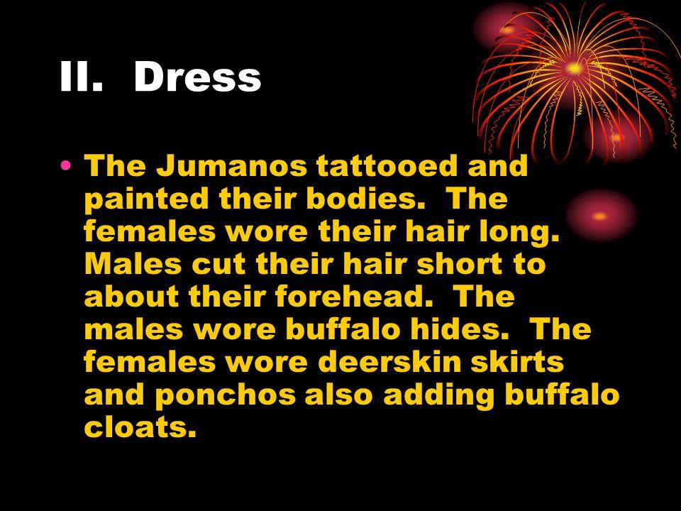 II. Dress