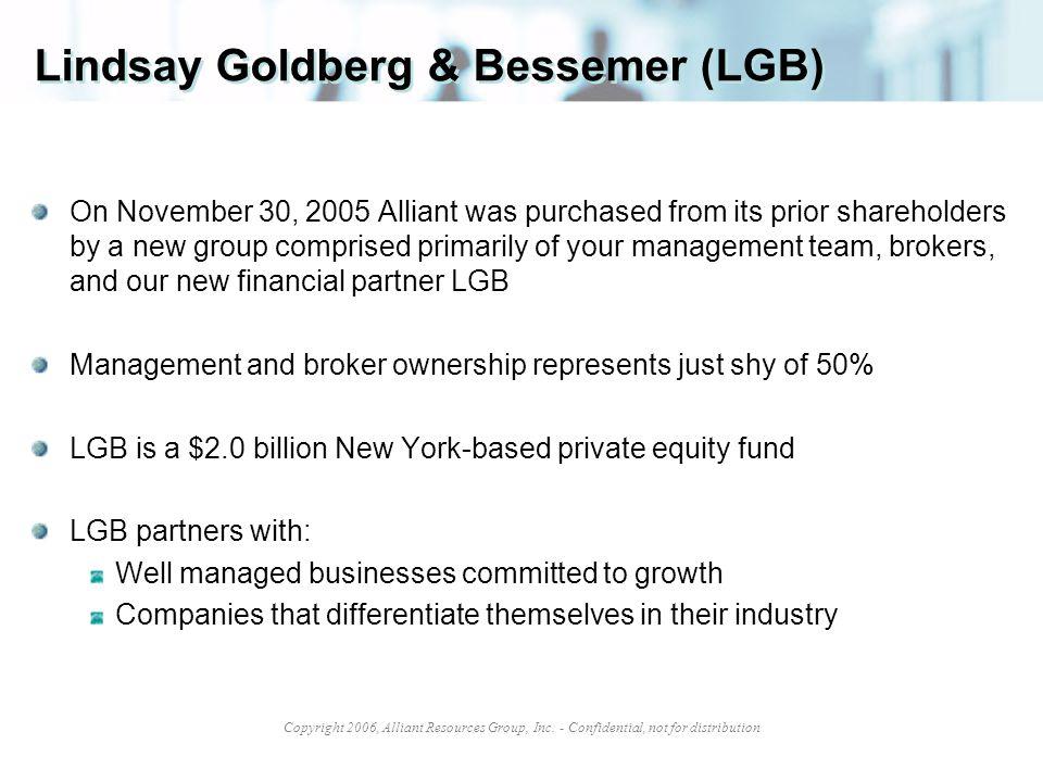 Lindsay Goldberg & Bessemer (LGB)