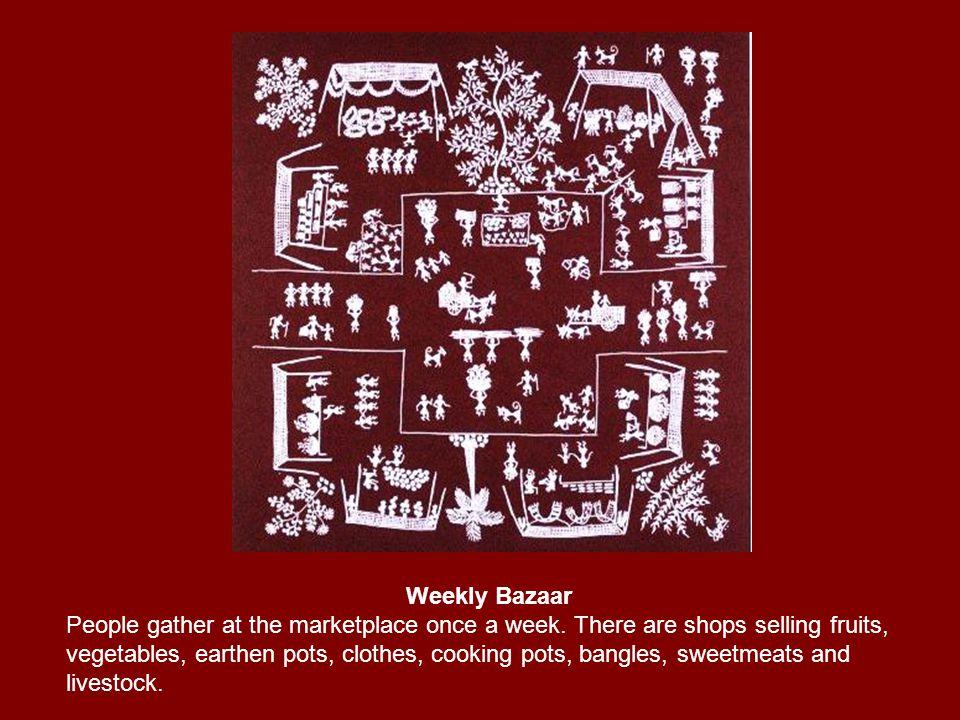 Weekly Bazaar