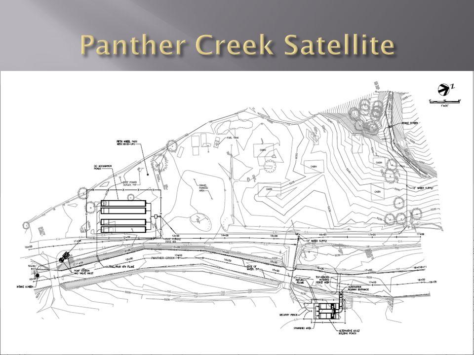 Panther Creek Satellite