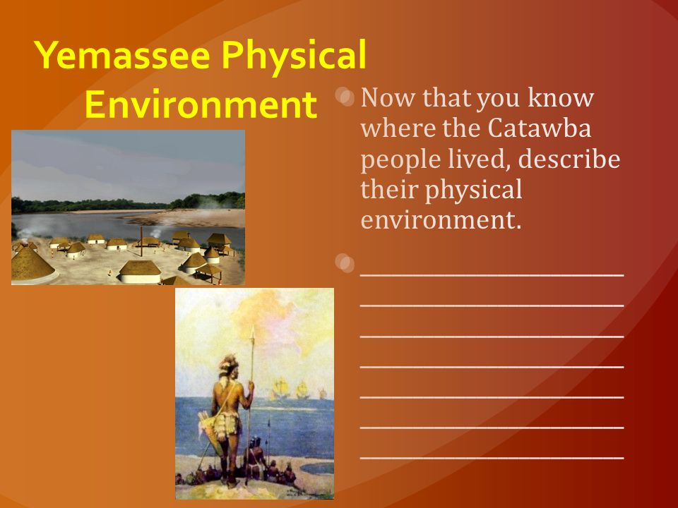 Yemassee Physical Environment