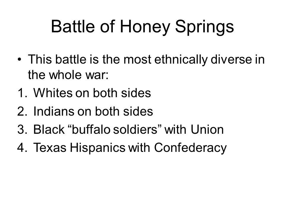 Battle of Honey Springs