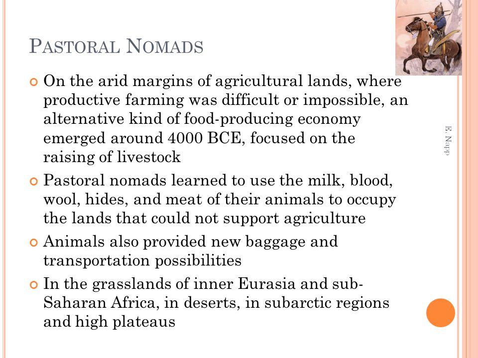 Pastoral Nomads
