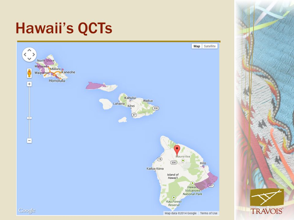 Hawaii's QCTs © 2014 Travois