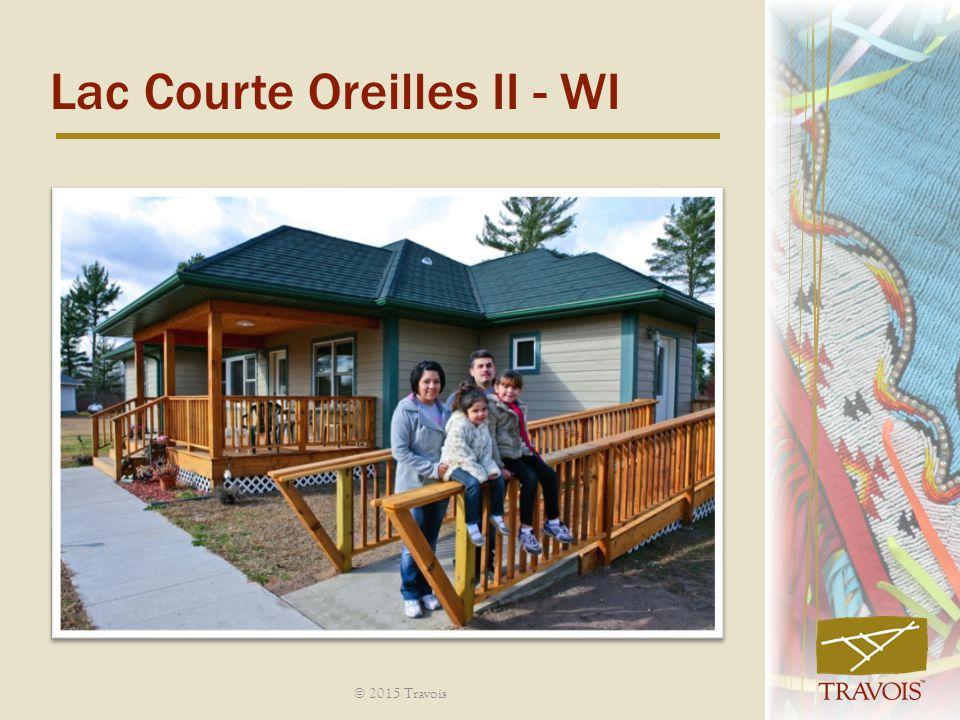 Lac Courte Oreilles II - WI