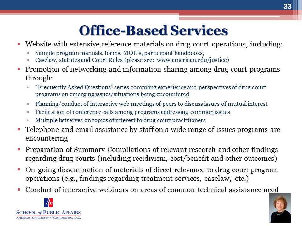 Office-Based Services