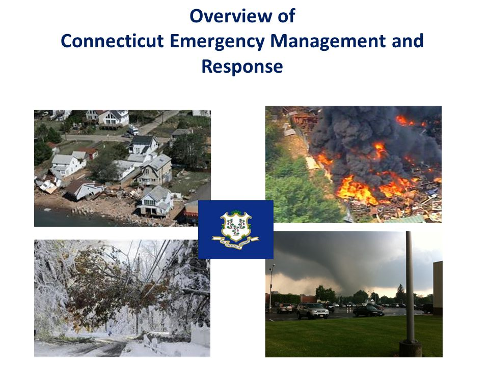 Connecticut Emergency Management and Response
