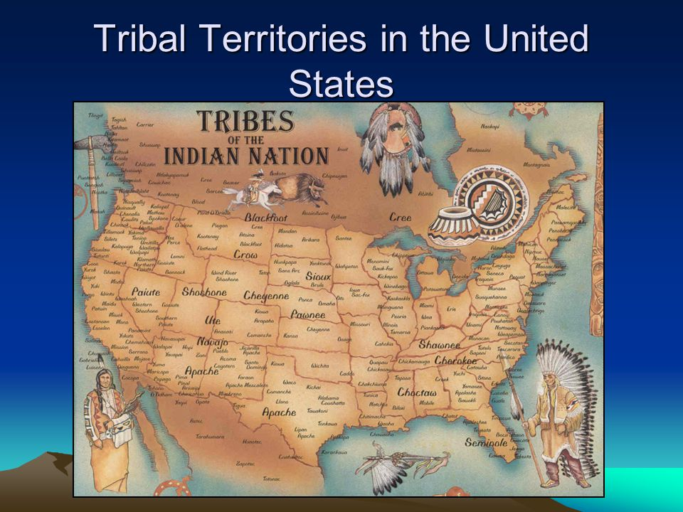 Tribal Territories in the United States