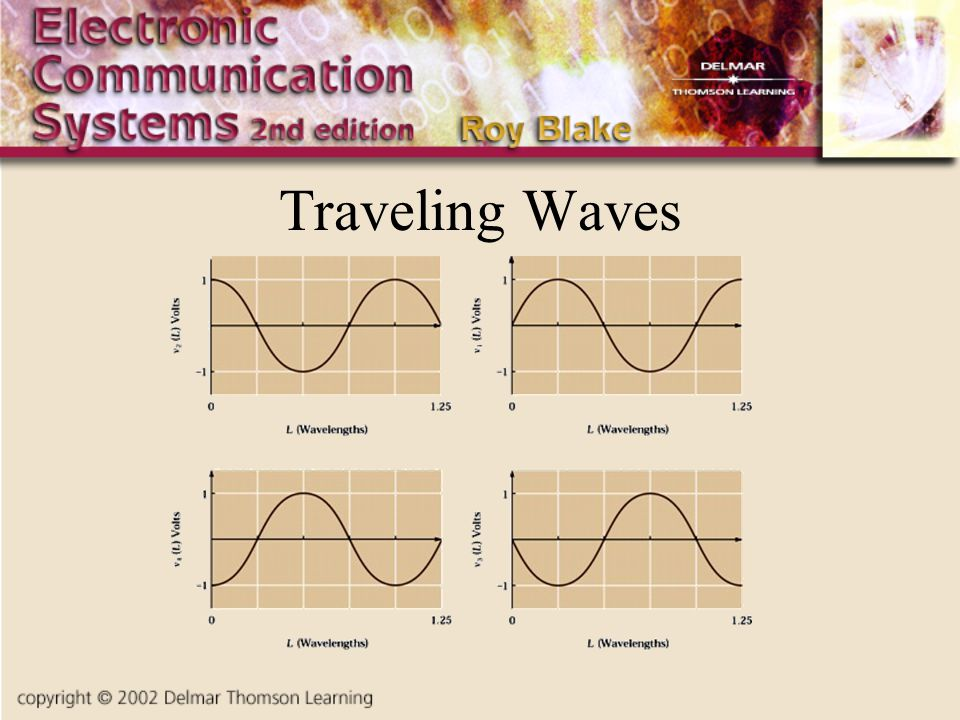 Traveling Waves