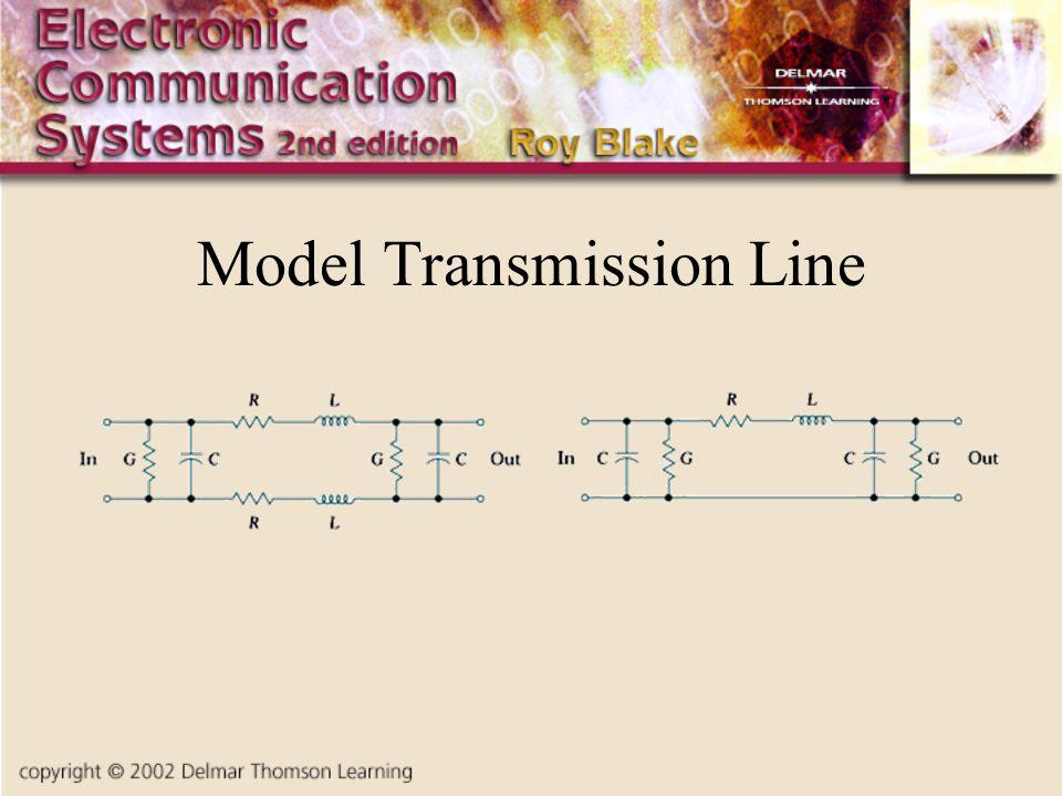 Model Transmission Line