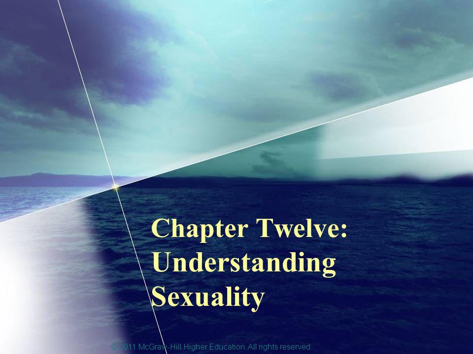 Chapter Twelve: Understanding Sexuality