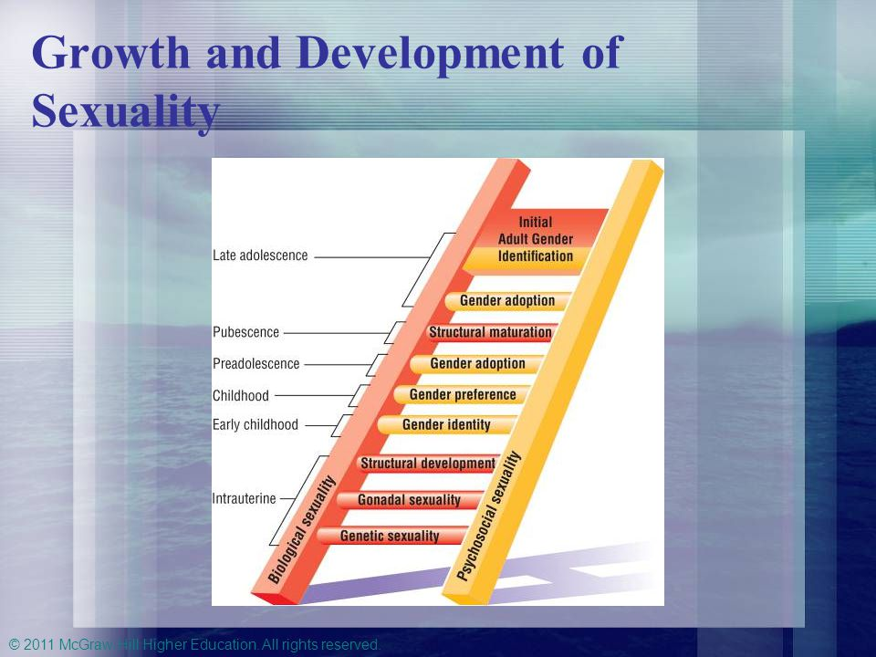Growth and Development of Sexuality