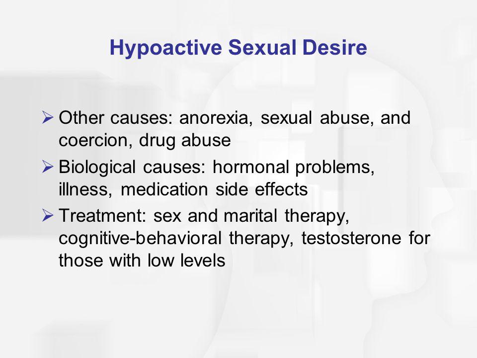 Hypoactive Sexual Desire