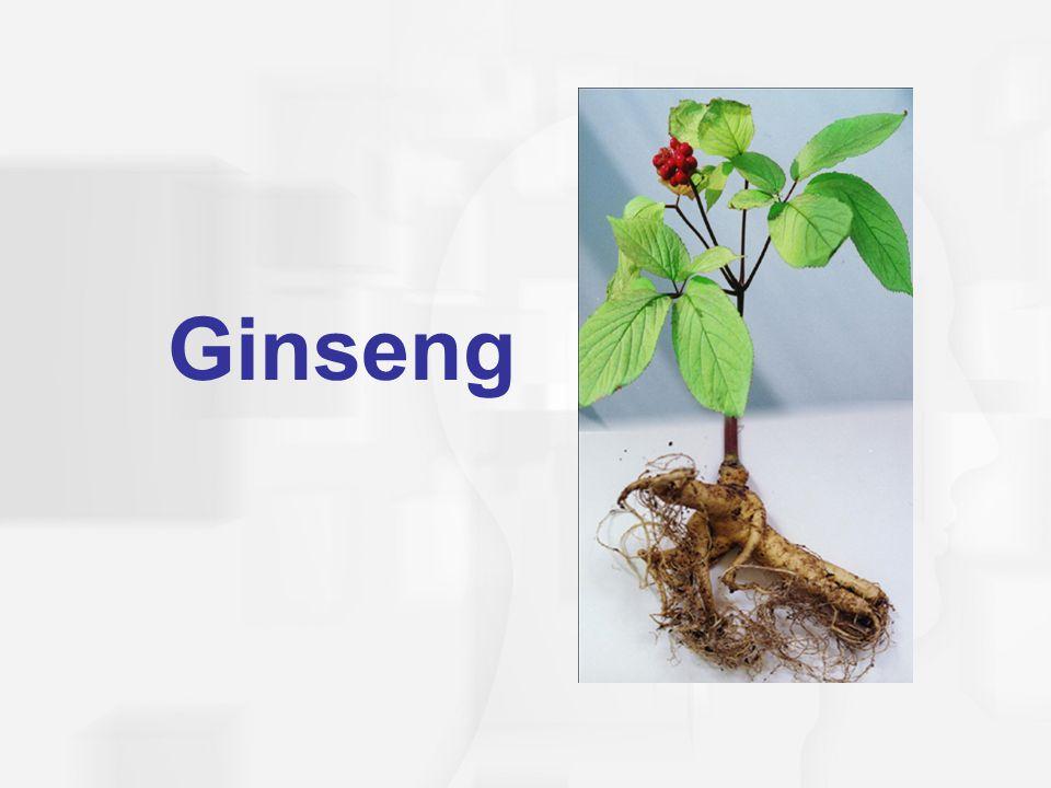 Ginseng Is anyone using ginseng