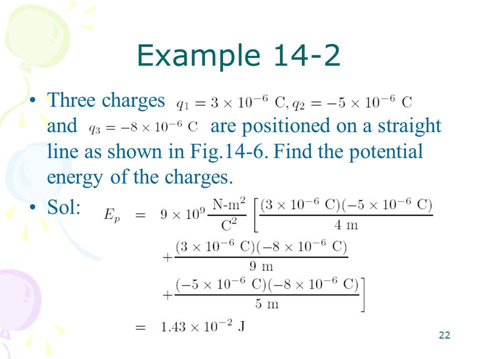 Example 14-2