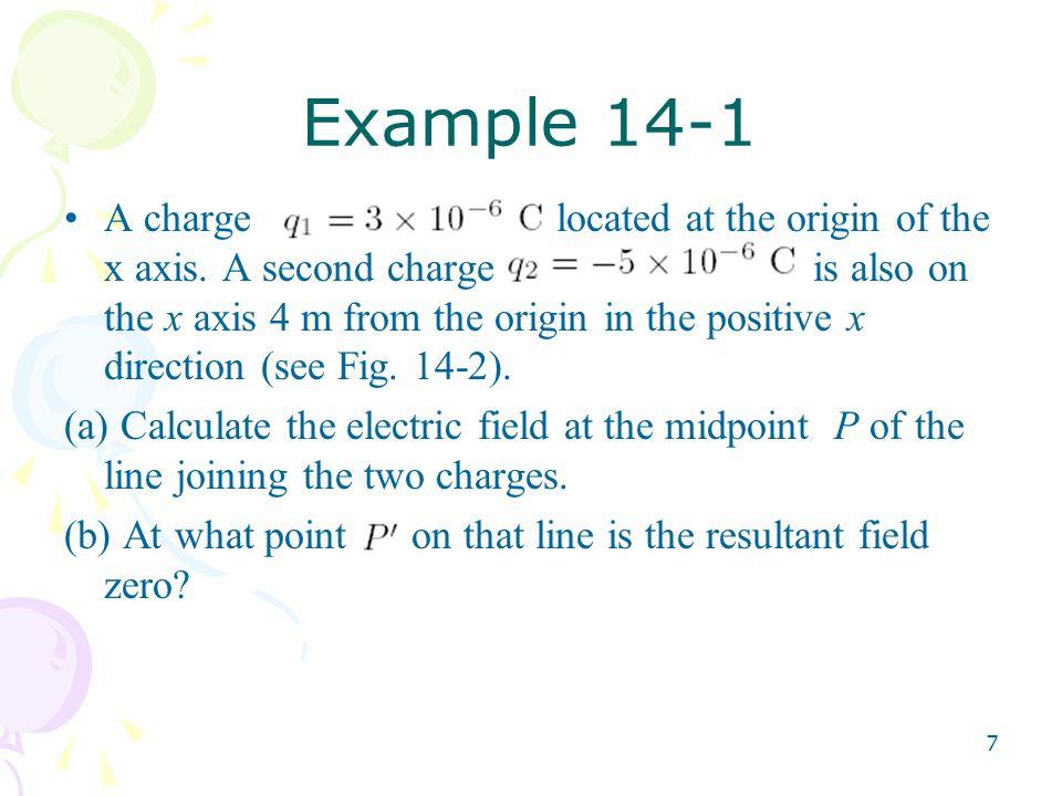 Example 14-1