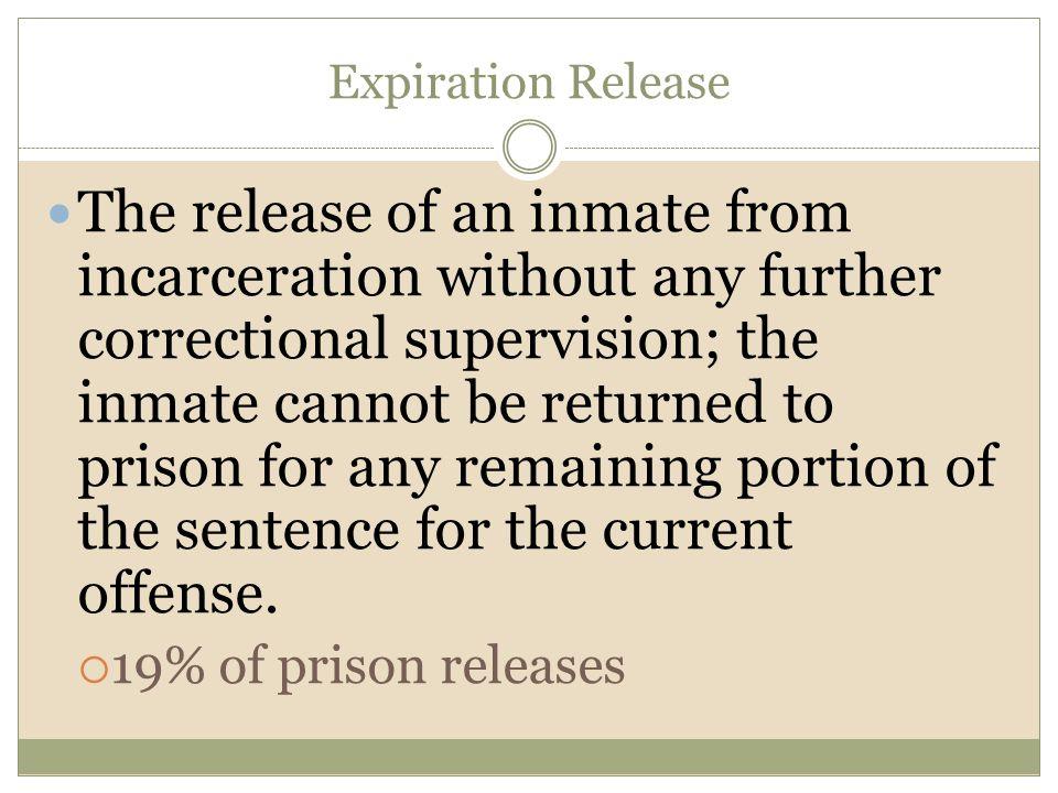 Expiration Release