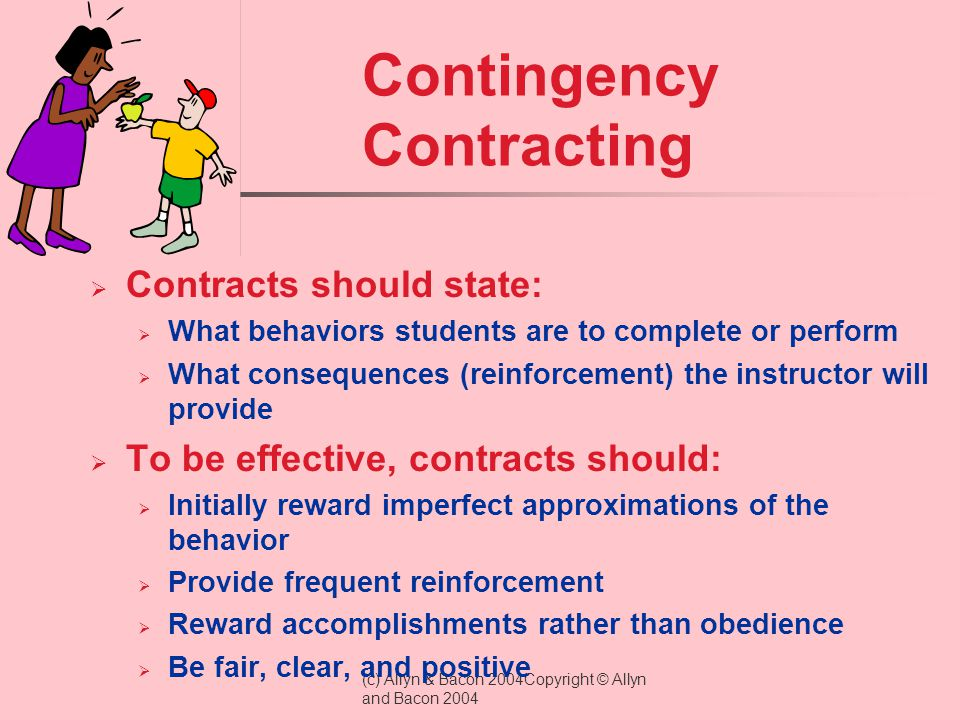 Contingency Contracting