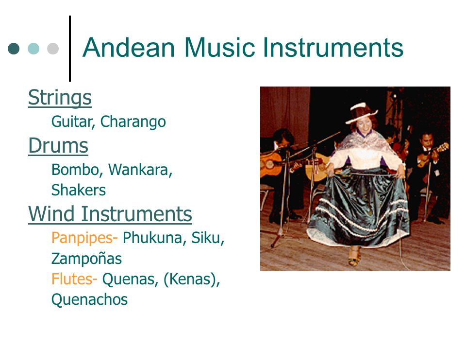 Andean Music Instruments
