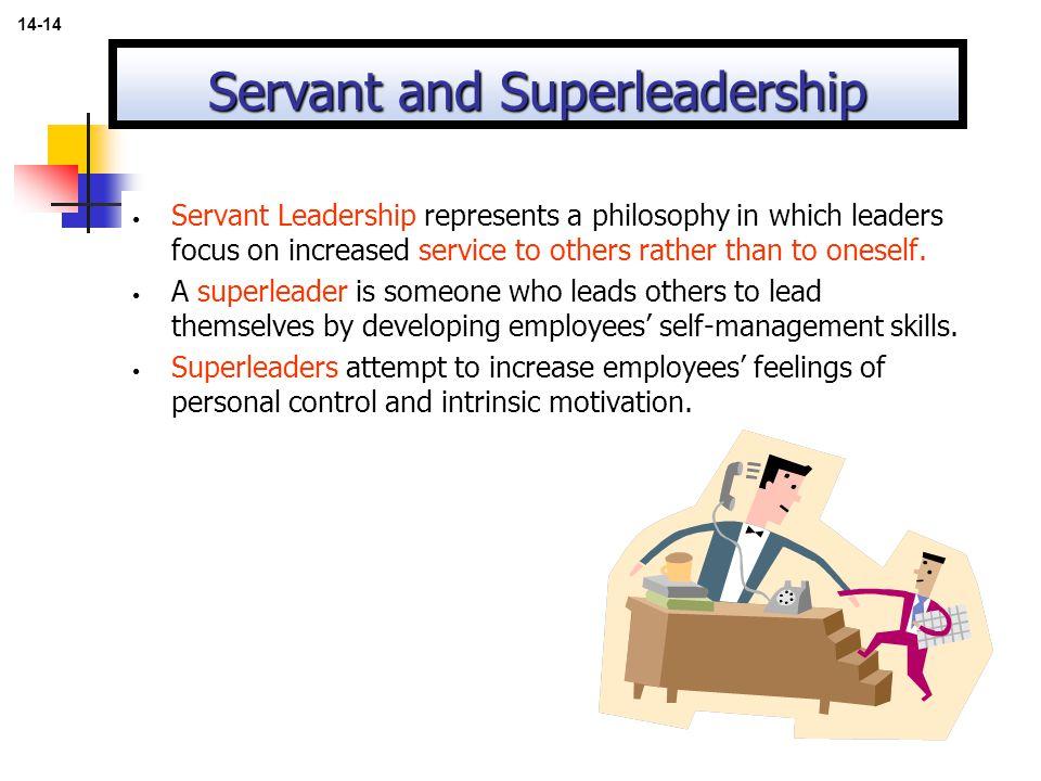 Servant and Superleadership