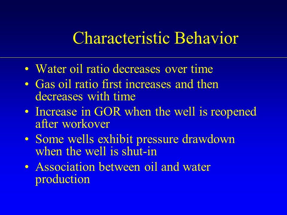 Characteristic Behavior