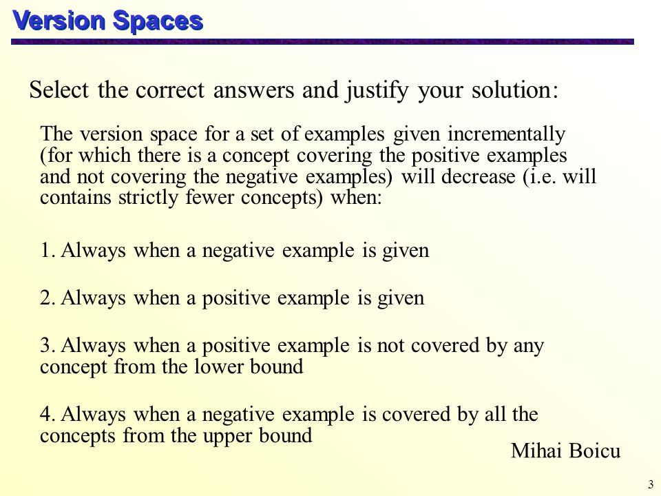 Select the correct answers and justify your solution: