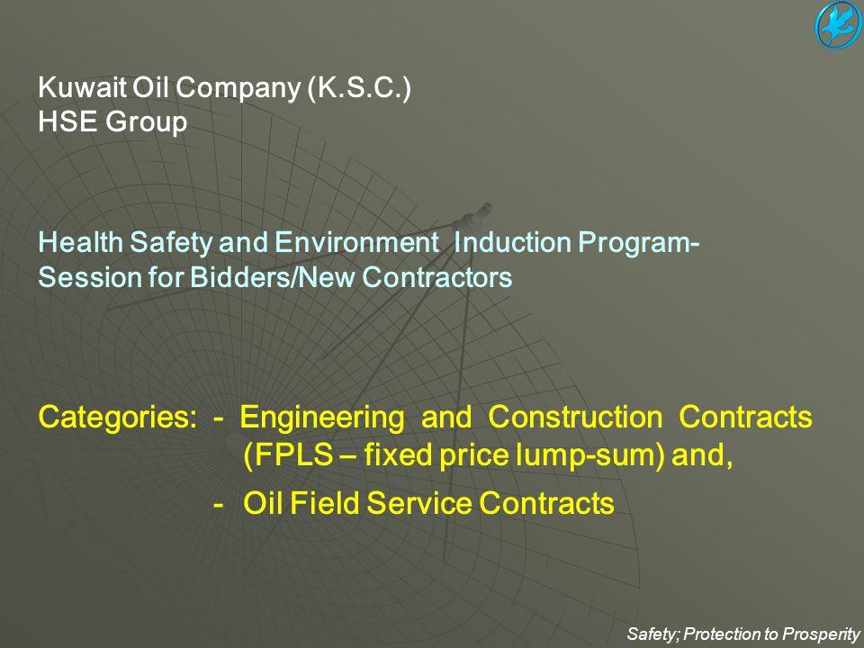 Kuwait Contractors Company