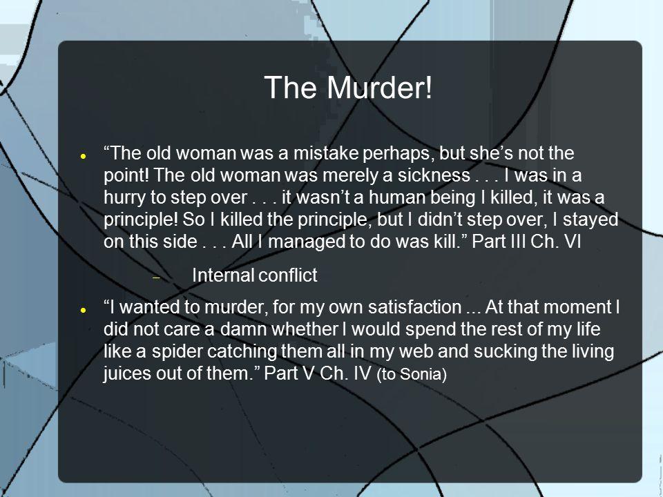 The Murder!