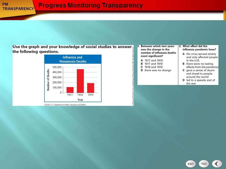 Progress Monitoring Transparency: Section 4