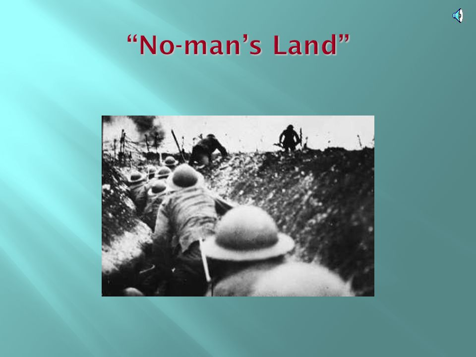 No-man's Land