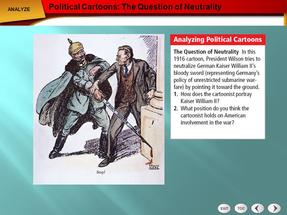 Political Cartoons: The Question of Neutrality