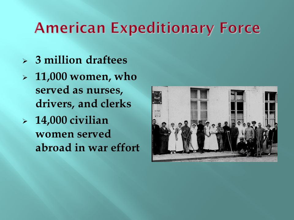American Expeditionary Force