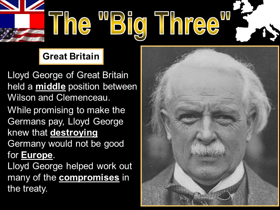 The Big Three Great Britain