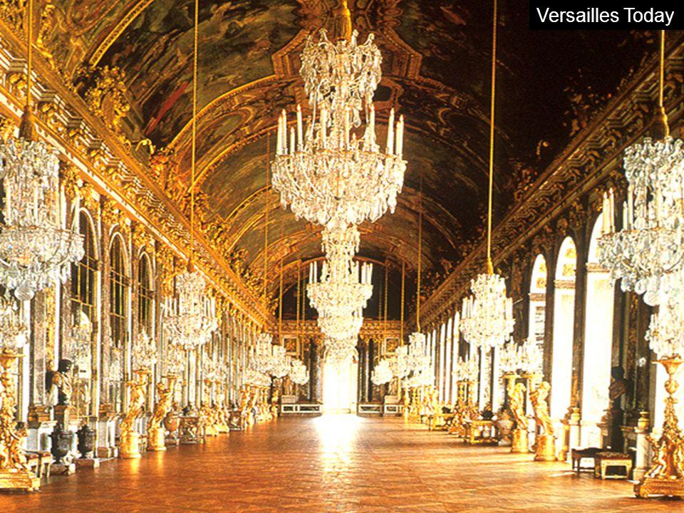 Versailles Today