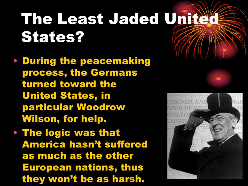 The Least Jaded United States