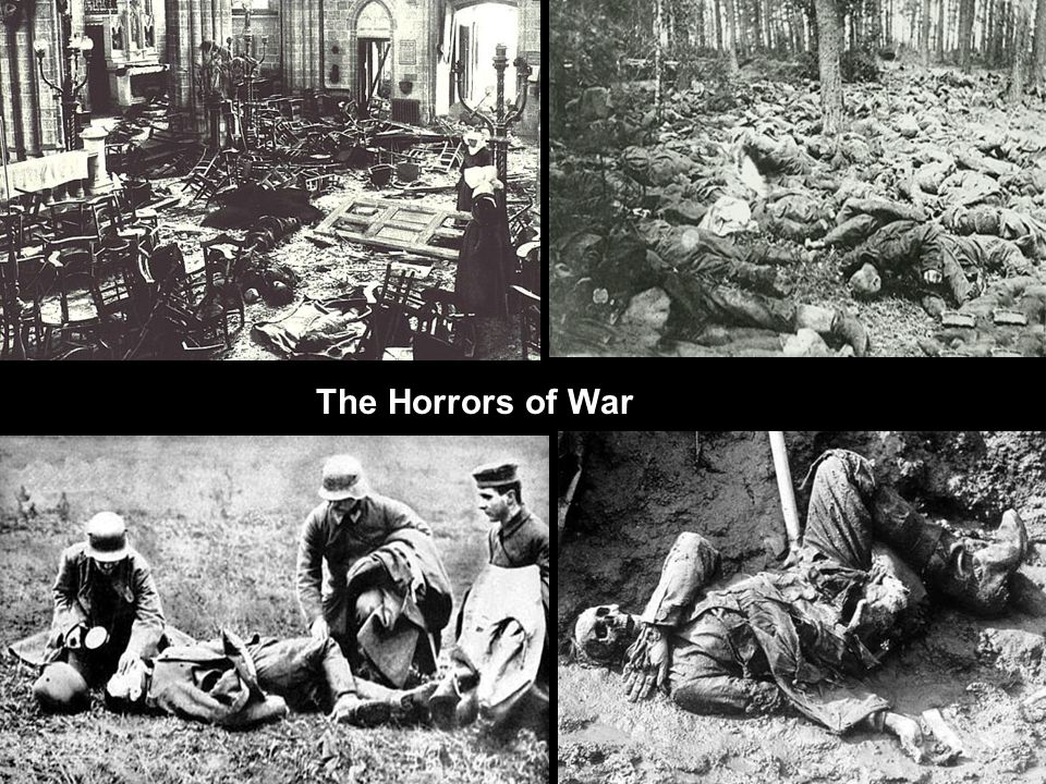 The Horrors of War