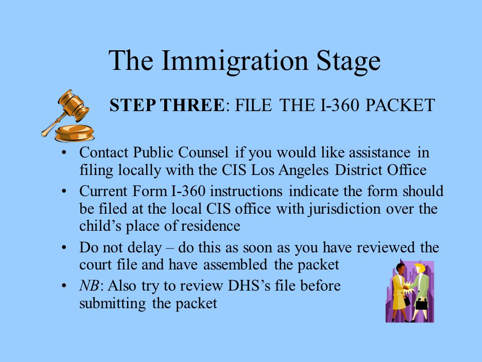 Special Immigrant Juvenile Status - ppt video online download