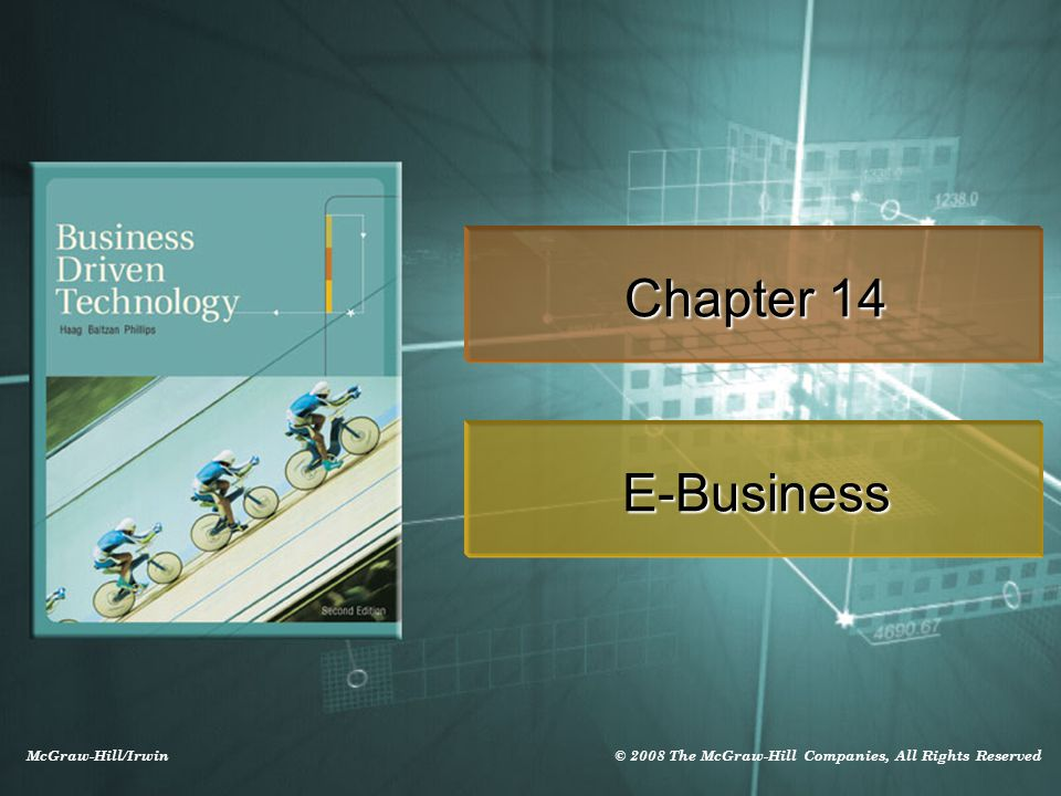 Chapter 14 E-Business