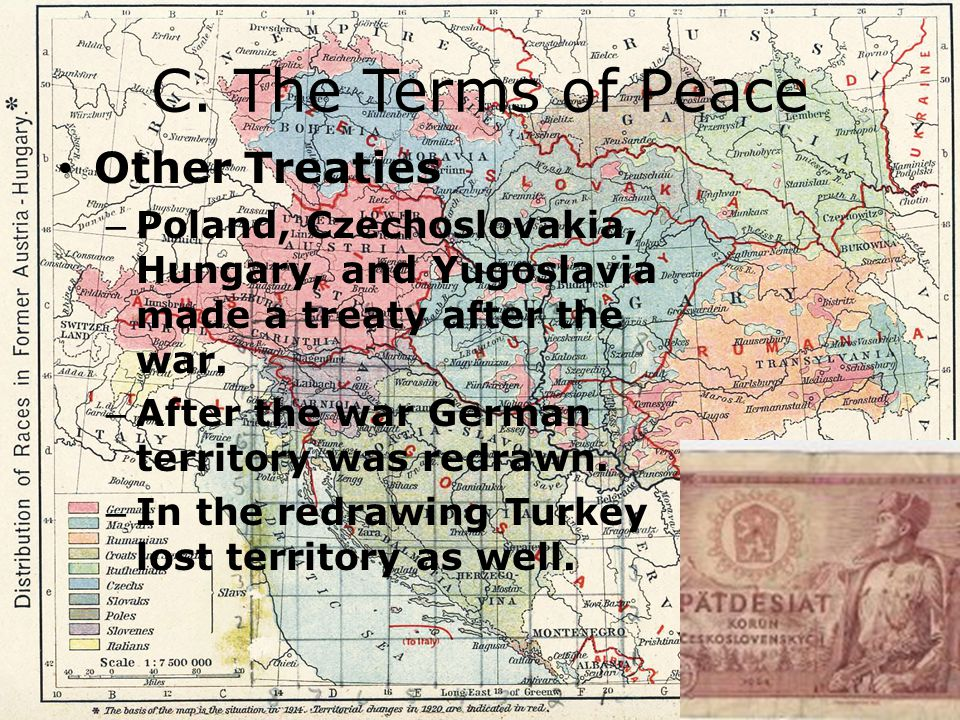C. The Terms of Peace Other Treaties