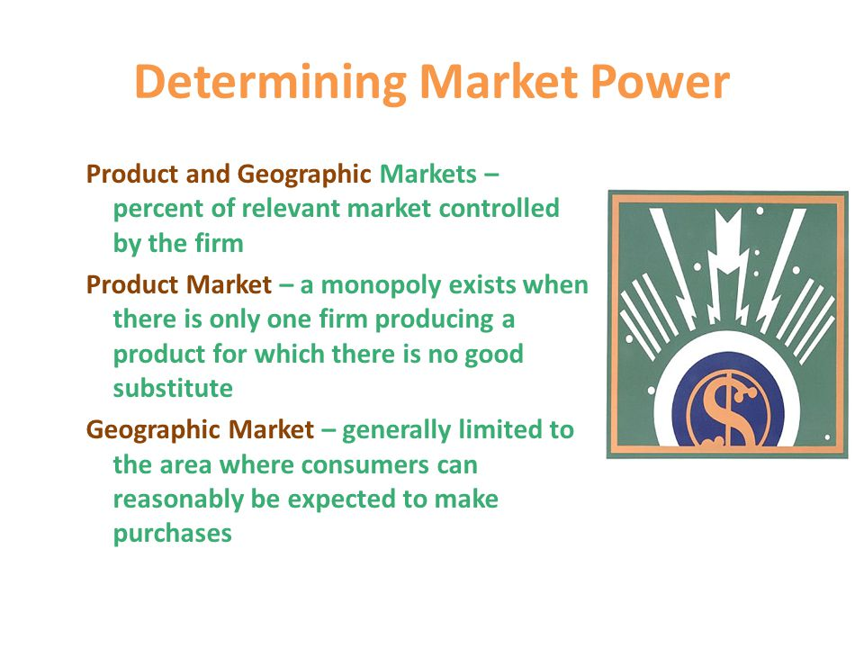 Determining Market Power