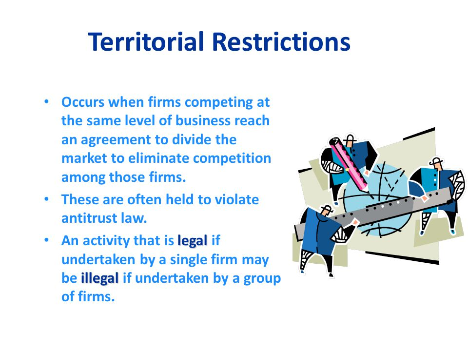 Territorial Restrictions