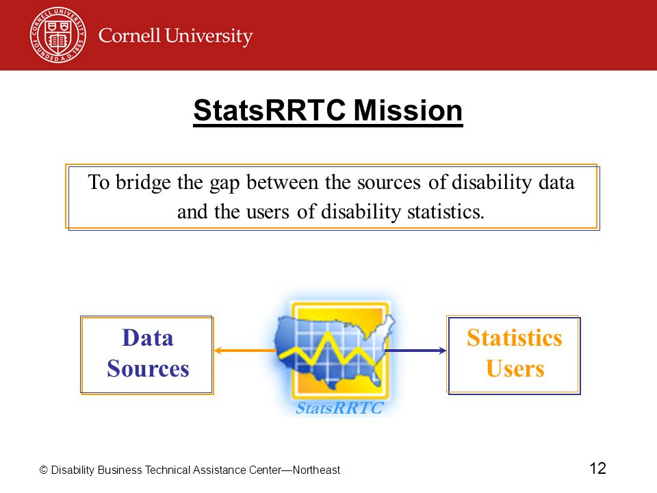 StatsRRTC Mission Data Sources Statistics Users