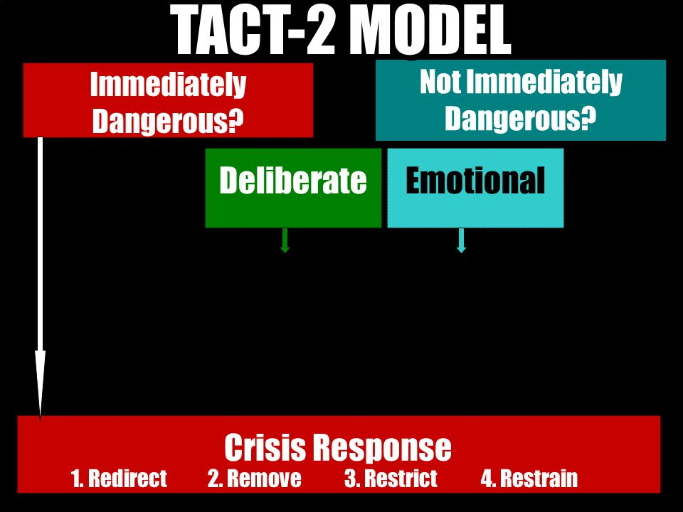 TACT-2 MODEL Deliberate Emotional Crisis Response
