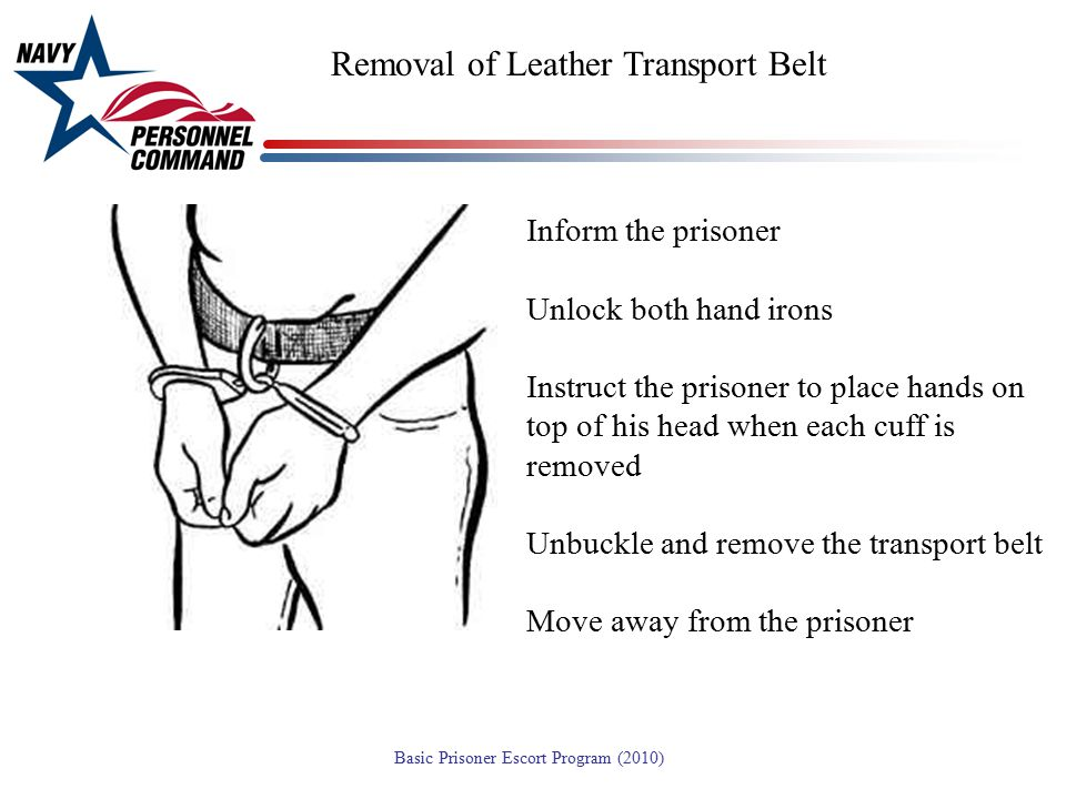 Removal of Leather Transport Belt