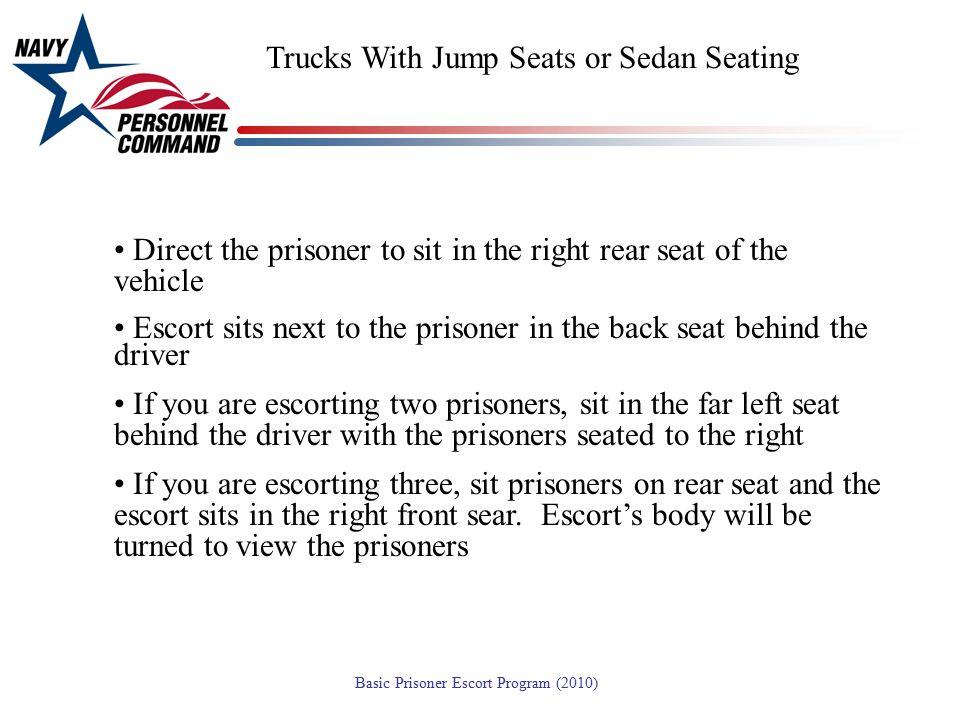Trucks With Jump Seats or Sedan Seating