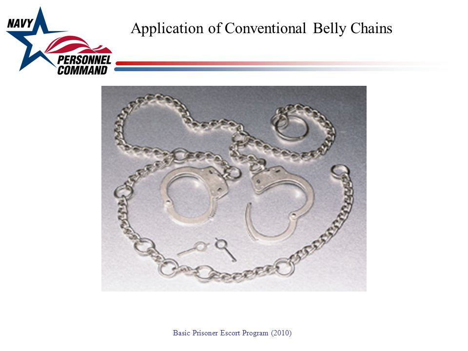 Application of Conventional Belly Chains