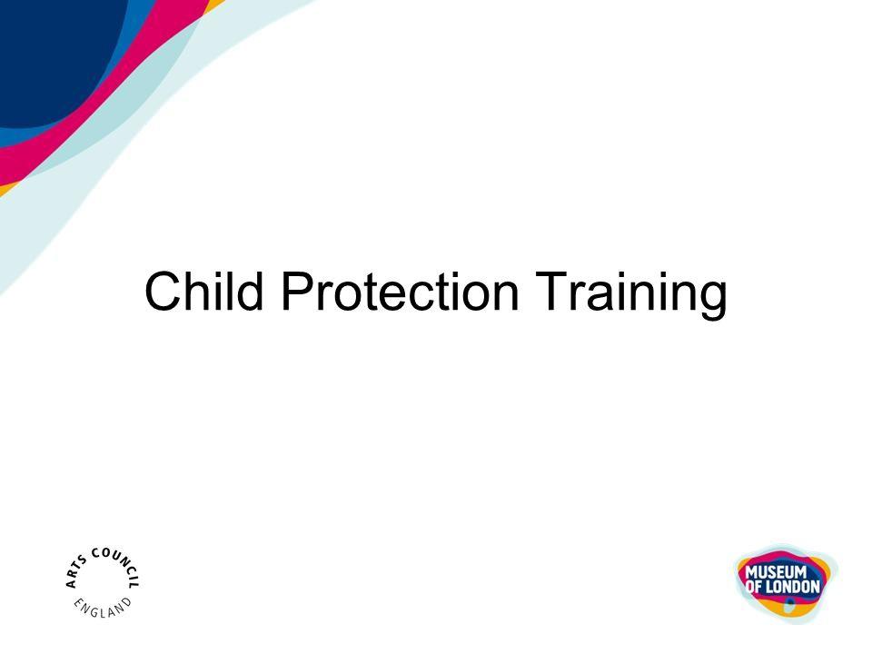 Child Protection Training
