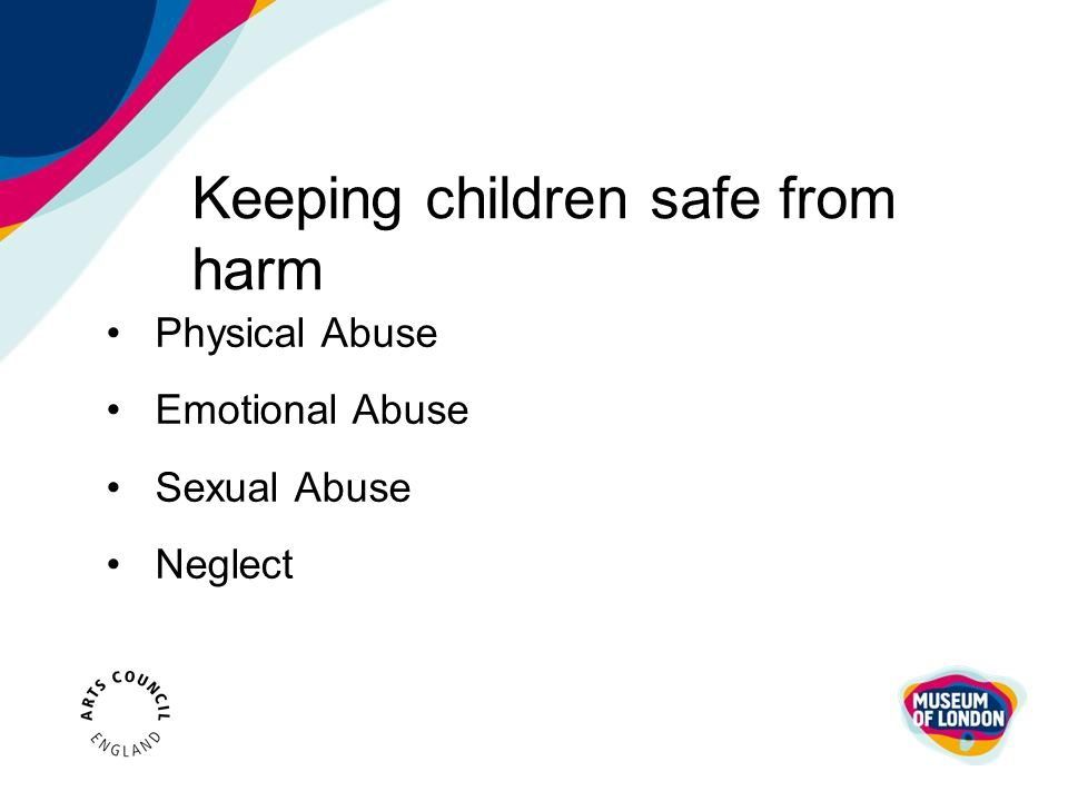 Keeping children safe from harm