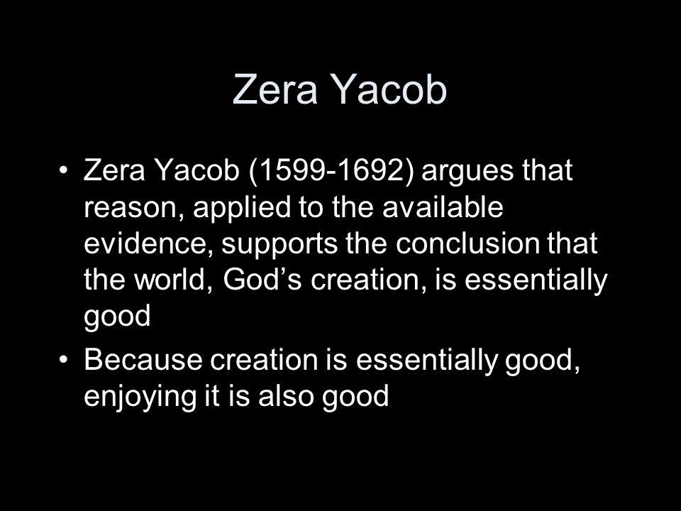 Zera Yacob