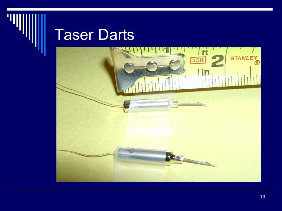 Taser Darts